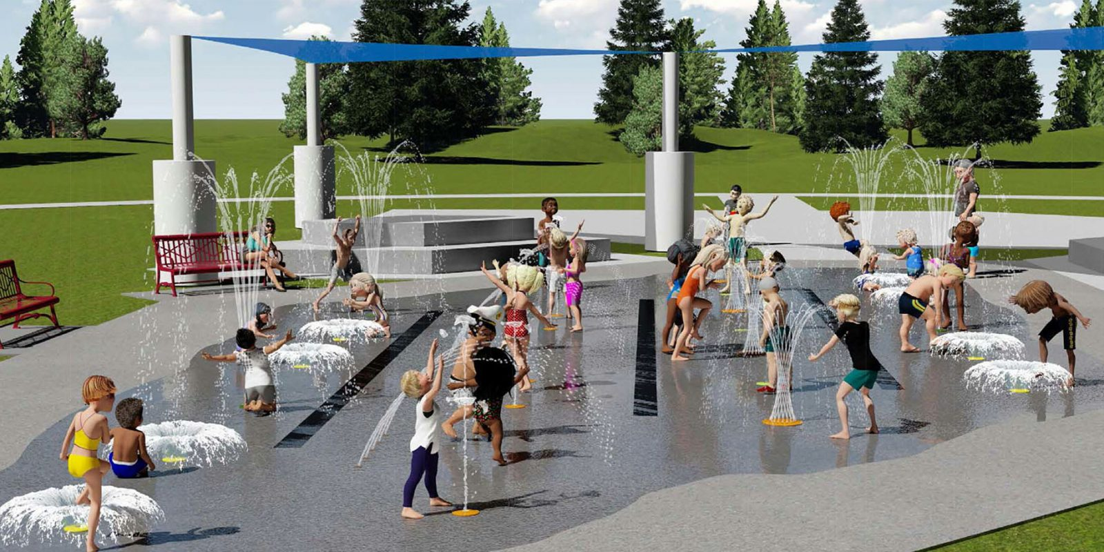 Splashpad Project